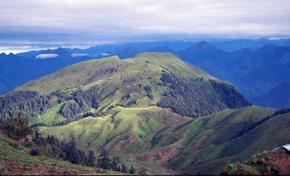 Ausblick in Bajura