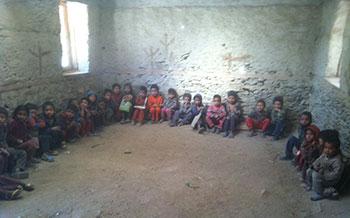 Schule in Humla