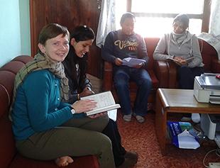 PHASE Nepal Büro