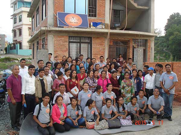 PHASE Nepal Team