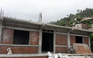 Outreach Clinic reconstruction in Hagam