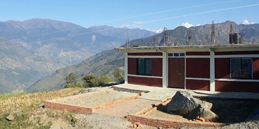 Completion of Hagam Outreach Clinic Reconstruction