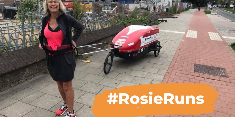 #RosieRuns – Charity Run from England to Nepal