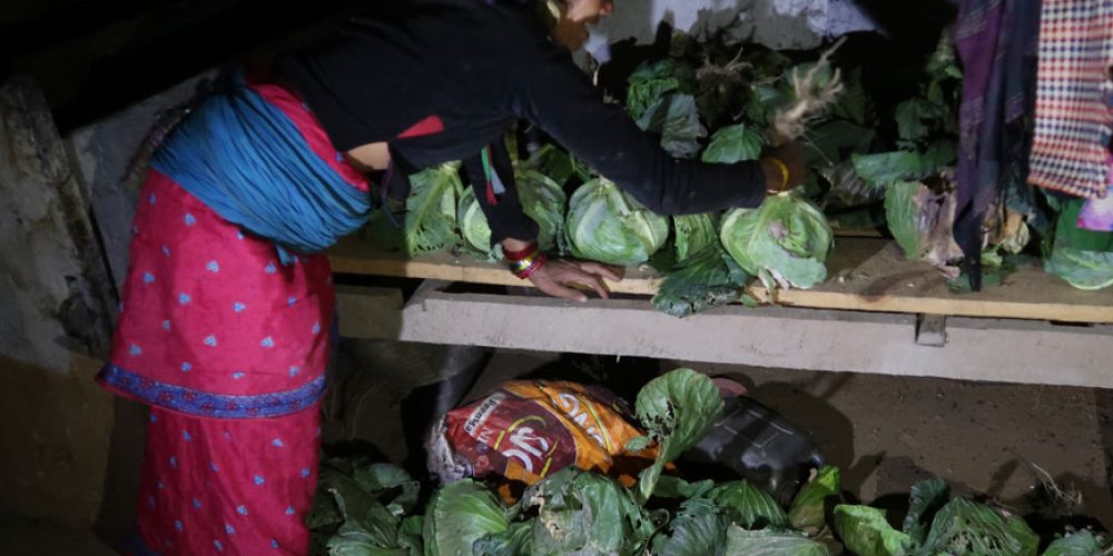 Food security for Mugu project completed