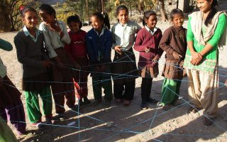 Girls Empowerment in Western Nepal