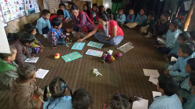 Improved Learning Environments, Humla