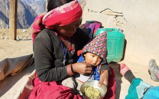 Agricultural Support to Improve Nutrition in Bhee, Mugu District