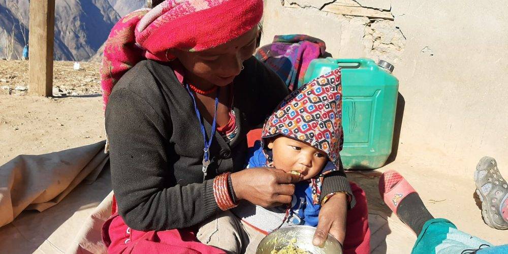 Funding for new maternal and child health project in Bajura and Humla